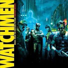 Watchmen Movie Soundtrack by VA (CD 2009 Reprise) My Chemical Romance~Bob Dylan