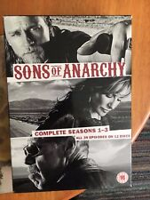 Sons of Anarchy Complete Seasons 1 - 3 Boxed Set