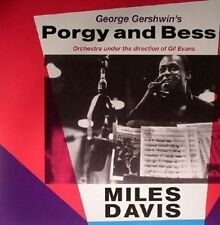Miles Davis Porgy and Bess Reissue 180gm Vinyl LP