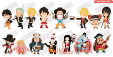 PLEX Ani-chara Heroes ONE PIECE Mini Big Head 15 Figure D.P.C.F DPCF
