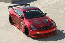 G35 Coupe APR GTR35 Wide body kit