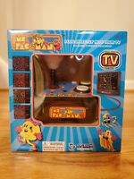 MS. PAC-MAN PLUG AND PLAY CLASSIC ARCADE TV GAME BY MSi ENTERTAINMENT NIB