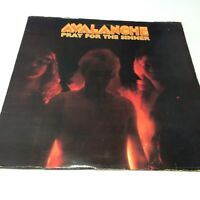 Avalanche 'Pray For The Sinner' US 1985 Metal Vinyl LP EX-/VG Clean Copy!!