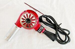 Master Appliance Heat Gun model HG-301A Variable Temp. Settings 300° to 500°F