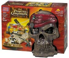 Mega Bloks Pirates of the Caribbean 3 – Shipwreck Cove Skull Brethrens Court ...