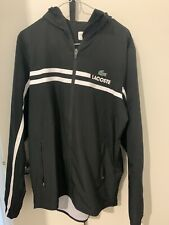 Lacoste sport training jacket size m