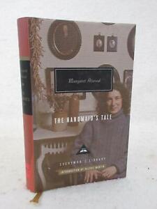Margaret Atwood  THE HANDMAID'S TALE Everyman's Library # 301 Borzoi 2006 HC/DJ
