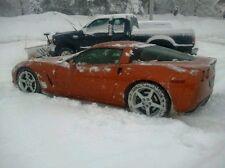 Chevrolet Corvette C5 C6 Blizzak Snow Tires OEM Wheels w/Sensors Fit 1997-2013