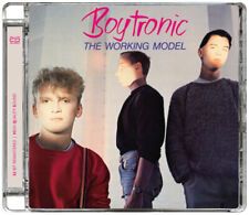 Out Sale - Boytronic - The Working Model Album CD Deluxe