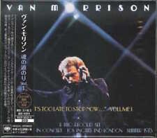 VAN MORRISON-IT'S TOO LATE TO STOP NOW - VOLUME 1 VOL.1-JAPAN CD G88
