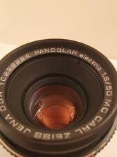 M42 Carl zeiss  Jena PANCOLAR 1,8/50mm MC