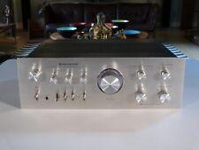 VINTAGE Kenwood KA-7100 Stereo Integrated Amplifier, Silver Face Amp