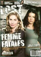 LOST OFFICIAL MAGAZINE - FEMME FATALES LIMITED EDITION MITCHELL LILY COVER #13A