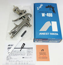 ANEST IWATA W-400 132G 1.3mm Gravity Spray Gun without Cup from Japan