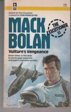 Executioner #51: Vulture's Vengeance - PB 1983 - Don Pendleton - Mack Bolan