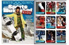 New Sports Illustrated Kids January 2018 Chloe Kim USA Olympics No Label + Cards