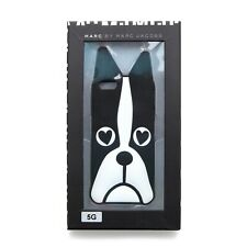 BNIB Marc by Marc Jacobs Apple iPhone Case French Bulldog Boxer Silicon