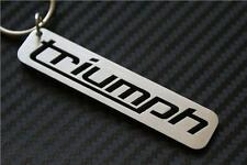 TRIUMPH keyring keychain Schlüsselanhänger porte-clés DAYTONA TIGER SPRINT 675 R