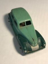 Dinky Toys 39eu Chrysler Royal Sedan - Two-Tone Green - US Issue Export Version