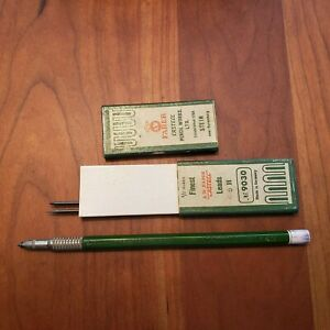 Vintage A. W. Farber Castell 9022 Mechanical Drawing Pencil Lead-holder Pencil A