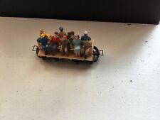 Egger Bahn Open. Small Passanger wagon