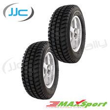 2 x 155/70/13 Maxsport Hakka 2 Tyres - Grasstrack/Autograss/Rally - 1557013