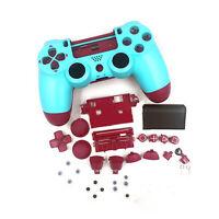 Gamepad Shell DIY Housing Case Cover for PS4 Controller JDM-040 JDM-050 JDM-055
