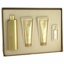 Perry Ellis 18 Sensual 3.4oz Edp 4 Piece Gift Set For Women New In Box