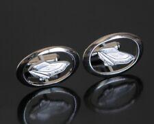 Vtg USS Innovari Pontiac GTO Impala 65 Riviera Trans Am  Cufflinks Muscle Car