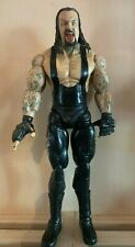 Undertaker Deluxe Aggression Jakks Pacific Loose Figure WWE WWF