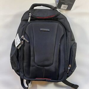 NWT $180 Brookstone Maximum Collection Padded Business Backpack