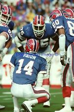 Buffalo Bills Frank Reich VS Indianapolis Colts  10-13-1991 16X20 Photo Football