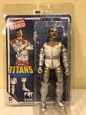 The New Teen Titans Cyborg Retro Action Figure Clothes FTC Dc Comics WGH