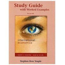 International Economics Study Guide by Feenstra, Robert C.