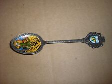 "Very Nice Vintage 4 13/16"" 1978 Christmas Collectible Souvenir Spoon"