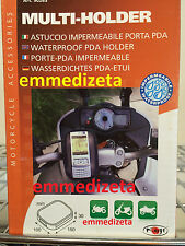 ASTUCCIO IMPERMEABILE PORTA PDA CELLULARE NAVIGATORE - MOTO - BICI F1