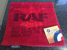 ROYAL AIR FORCE FACE CLOTH RAF FACE TOWEL - BUY 1 GET 1 FREE