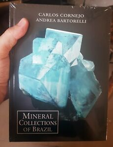 Mineral Collection of Brazil Book ***NEW***