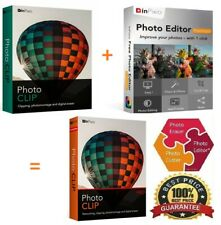 InPixio PHOTO CLIP 8 + Photo Editor PREMIUM = PRO Version - Windows Download