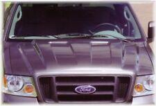 "NEW 2004-2008 Ford F150 Truck 2"" Steel Reflexxion Cowl Induction Hood"