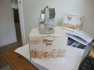 Wonderful Lilliput Lane Cottage Fishermans Cottage 1985 English Collection