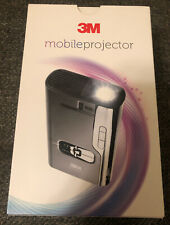 """NEW 3M MP220 Mobile Projector Unit 65 Lumens 11-75"""" Image Missing Manual"""
