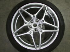 "Ferrari California, Rear 20"" Forgiato Wheel, Silver, Used, P/N 291379"