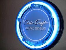 Chris Craft Boat Garage Bar Man Cave Advertising Neon Sign