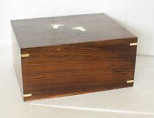 Hardwood Ashes Cremation Urn large , Funeral Memorial casket urn , Adult