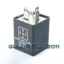 5-Pin EP27 FL27 LED Flasher Relay Decoder Fix Turn Signal Hyper Flash issue 12V