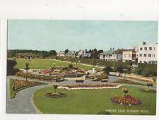 Marine Park Bognor Regis Sussex Postcard 655a