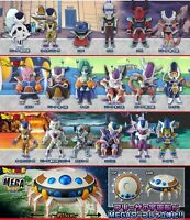 Banpresto Dragon Ball Z Freeza figure Special World Collectable WCF Complete Set