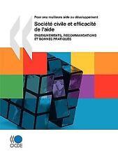 Pour une Meilleure Aide Au déVeloppement Société Civile et Efficacité de...