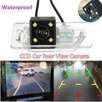 170° CCD Night Vision Backup Reverse Rear View Camera For BMW E39 E46 E53 US